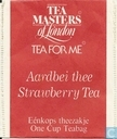 Aardbei thee  Strawberry Tea