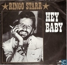 Platen en CD's - Starkey, Richard - Hey Baby