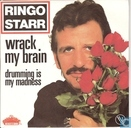 Vinyl records and CDs - Starkey, Richard - Wrack my brain