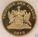 Trinidad and Tobago 1 dollar 1975