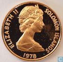 Solomon Islands 1 cent 1978