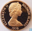 Solomon Islands 2 cents 1978