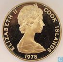 Îles Cook 1 dollar 1978 (PROOF)