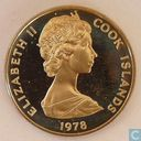 Cook-Inseln 10 Cent 1978 (PROOF)