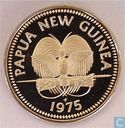 Papua New Guinea 20 toea 1975 (PROOF)