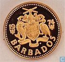 Barbados 1 cent 1974 (PROOF)