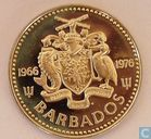 Barbade 25 cents 1976