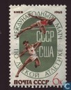 Meeting of USSR-USA athletics