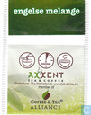 Tea bags and Tea labels - Axxent - english blend