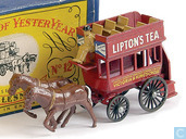 Voitures miniatures - Matchbox - London Horse Drawn Bus