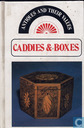 Caddies and boxes