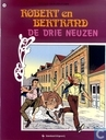 Comic Books - Robert en Bertrand - De drie neuzen