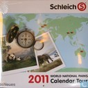 Kalender 2011 World National Parks Calendar Tour