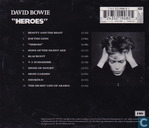 "Vinyl records and CDs - Jones, David - ""Heroes"" (Remastered)"