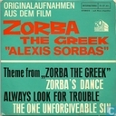 "Zorba the Greek ""Alexis Sorbas"""