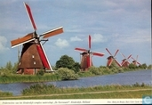 Kinderdijk / Holland ecc 658
