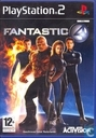 Video games - Sony Playstation 2 - Fantastic 4