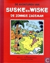Comic Books - Willy and Wanda - De zonnige zageman