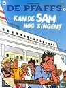 Comic Books - Pfaffs, De - Kan de Sam nog zingen?