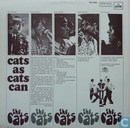Platen en CD's - Cats, The [NLD] - Cats as cats can