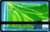 PTT Telecom Netherlands, Your gateway to Europe and beyond