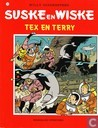 Comic Books - Willy and Wanda - Tex en Terry