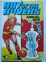 Roy of the Rovers annual 1984