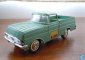 Camioneta Pick Up, Carlos V Collection