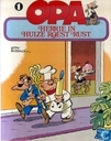 Comic Books - Opa [Ryssack] - Herrie in huize Roest Rust
