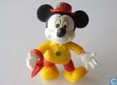 Mickey Mouse met paraplu