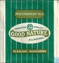 Macedonian tea