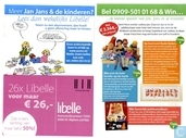 Comic Books - Jack, Jacky and the juniors - 35 jaar in Libelle