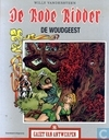 Comic Books - Red Knight, The [Vandersteen] - De woudgeest