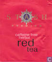 caffeine free herbal red tea