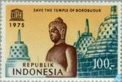 Preserving Borobudur temple in Java