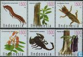 2004 Flora and fauna (IND 802)