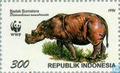 WWF Sumatran and Javan rhino