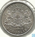 "Latvia 1 lats 2006 ""Pine Apple"""