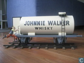 Le wagon Johnie Walker
