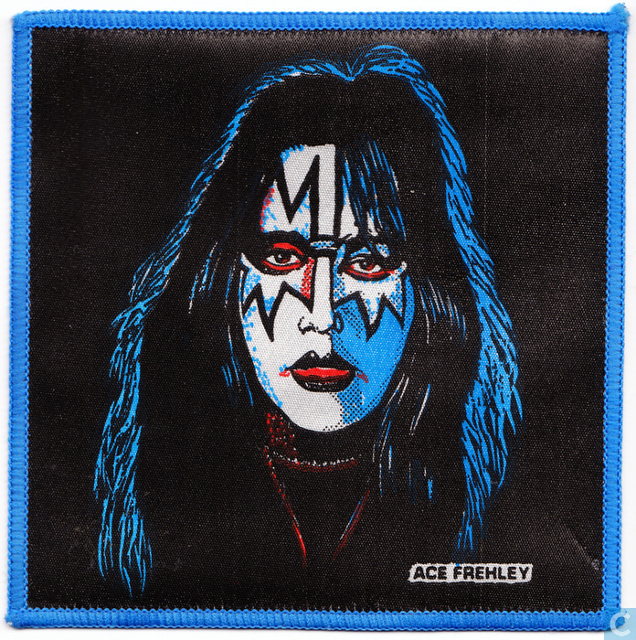 kiss ace frehley solo album patch music catawiki. Black Bedroom Furniture Sets. Home Design Ideas