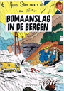 Comics - Jeff Jordan - Bomaanslag in de bergen