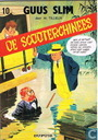 Comics - Jeff Jordan - De scooterchinees
