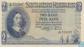 Zuid-Afrika 2 Rand  (English)