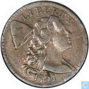 "United States 1 cent 1794 ""Head of 1794"""