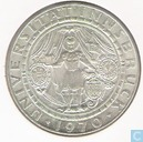 "Autriche 50 schilling 1970 ""300th anniversary of the Insbruck University"""