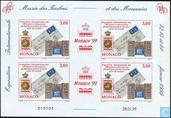 Int. Monaco Briefmarkenausstellung