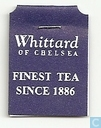 Tea bags and Tea labels - Whittard of Chelsea - Earl Grey