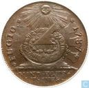 US 1 Cent 1787 Fugio Typ