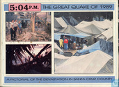 The Great Quake of 1989, Main shock Tuesday october 17 1989 5:04 PM