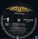 Disques vinyl et CD - Boston - Third stage